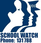 Watch over our school these holidays ph 13 17 88